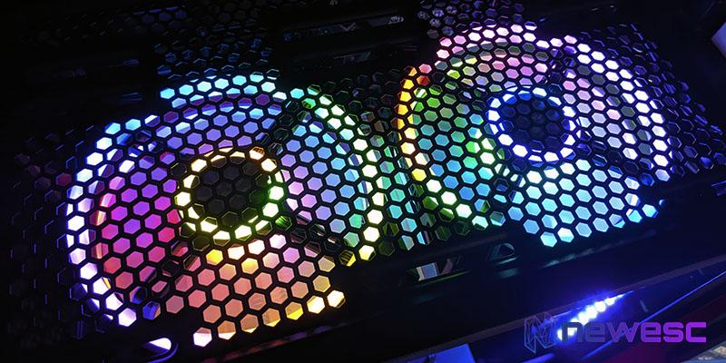 Review Corsair QL120 RGB 6