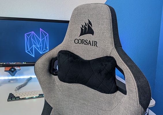 Review Corsair T3 RUSH