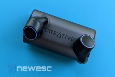 Review Creative Outlier Air