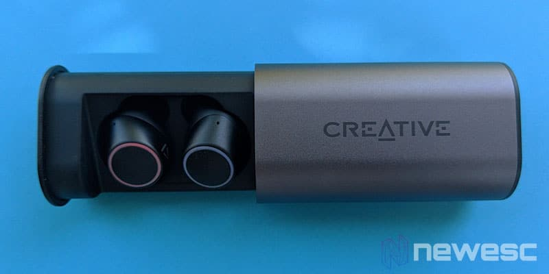 Review Creative Outlier Air caja de carga
