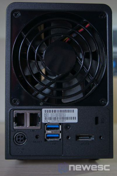 Review DiskStation DS718 5