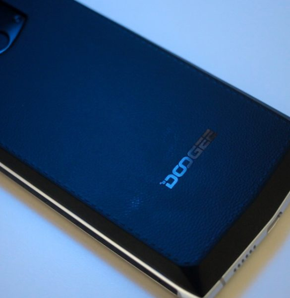 Review Doogee BL9000