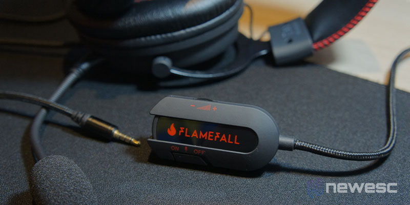 Review Flamefall Asterion 4