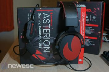 Review Flamefall Asterion Portada