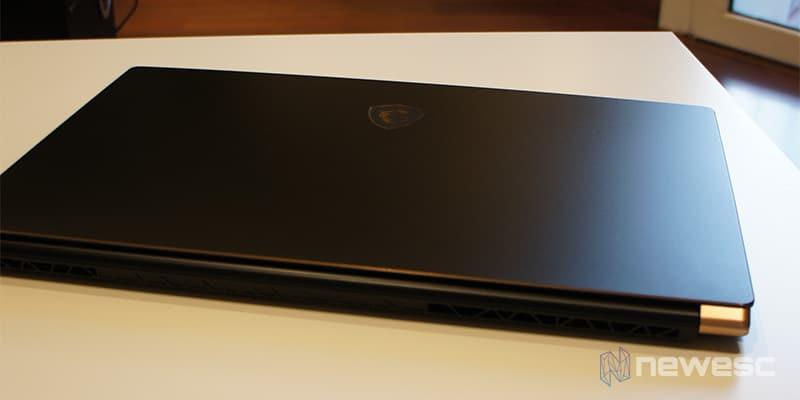 Review GS75 8SG - Cerrado