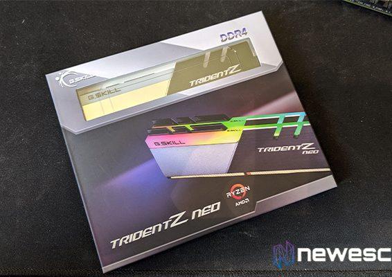 Review GSkill Neo 3600 destacado
