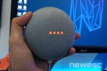Review Google Home Mini