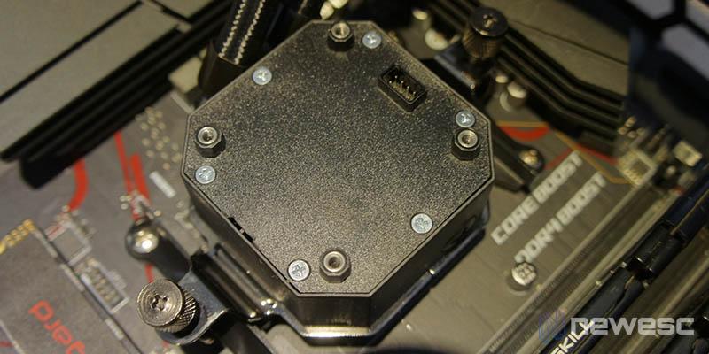 Review H115i Elite Capellix 10