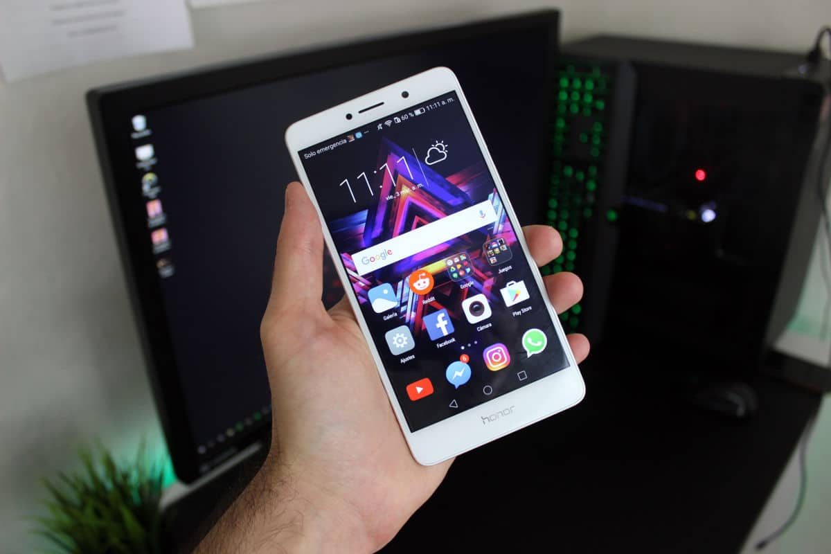 Review Honor 6X Sistema