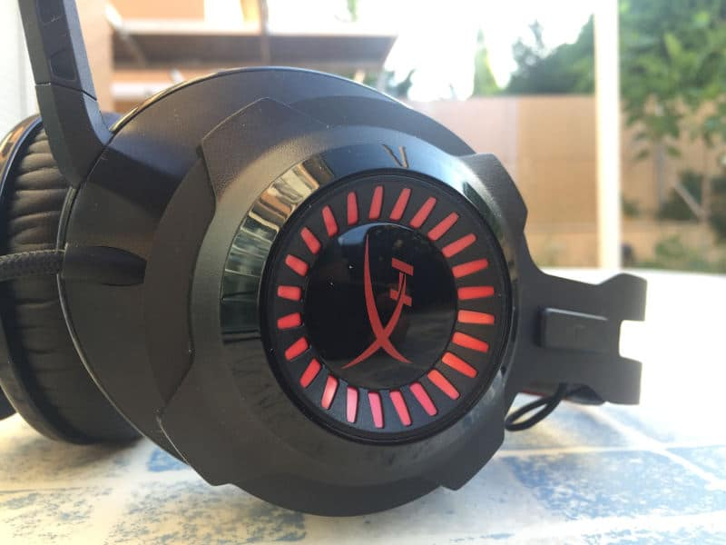 Review HyperX Cloud Revolver reflex