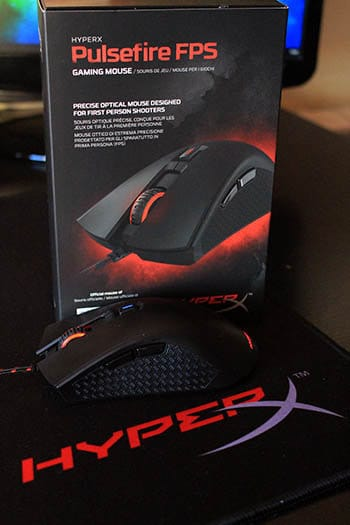 Review HyperX Pulsefire FPS Fury S NewEsc general