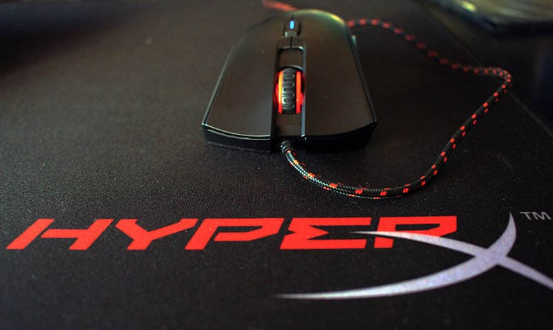 Review HyperX Pulsefire FPS Fury S NewEsc juntos