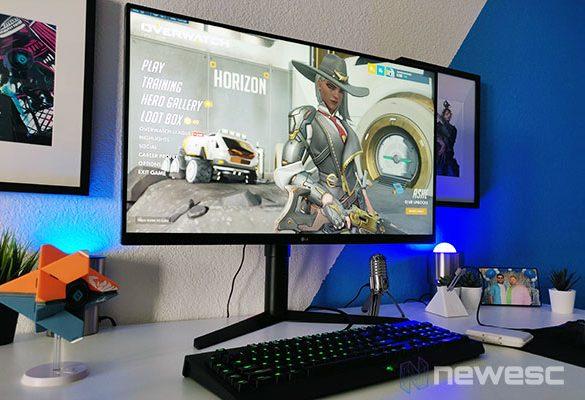 Review LG 32GK650F-B