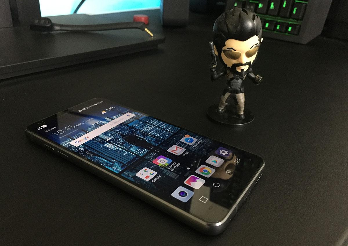 Review LG G6 - Pantalla de inicio