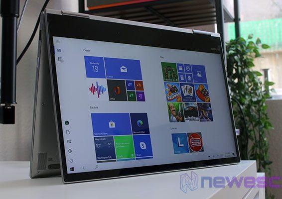Review Lenovo Yoga 730