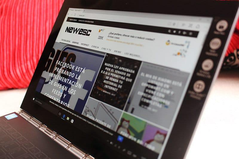 Review Lenovo Yoga Book NewEsc
