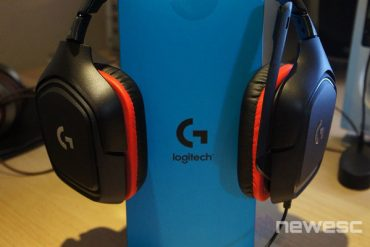 Review Logitech G332 Wallpaper