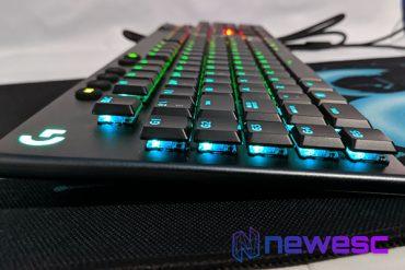 Review Logitech G815 RGB LIGHTSYNC Wallpaper