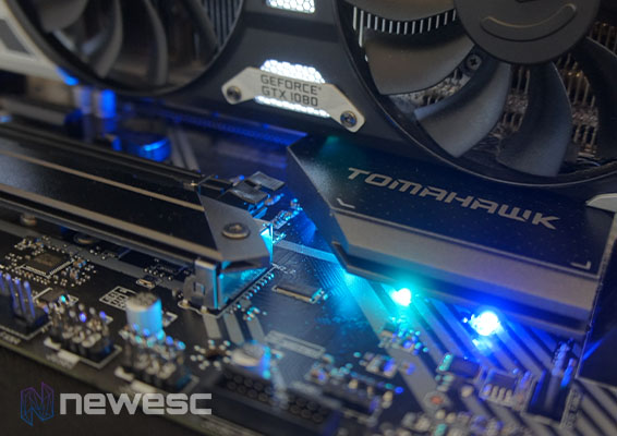 Review MSI B550 Tomahawk Portada