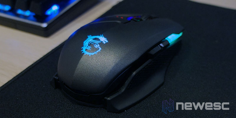 Review MSI GM70 grip
