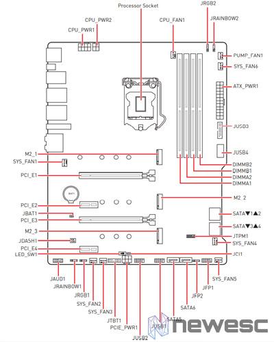 Review MSI MAG Z590 Torpedo 19