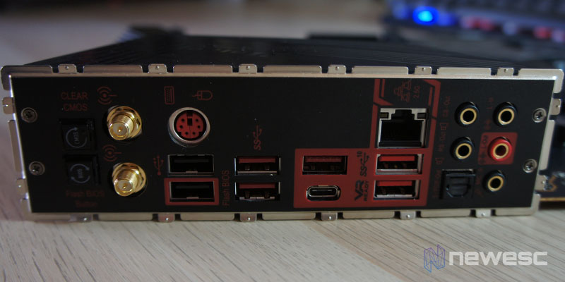 Review MSI MEG X570 Unify 5