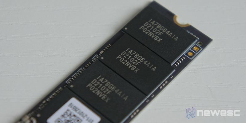 Review MSI Spatium M480 1TB 11
