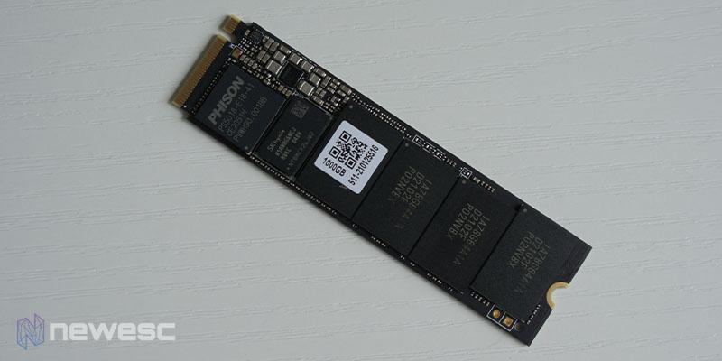 Review MSI Spatium M480 1TB 6