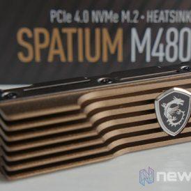 Review MSI Spatium M480 1TB Portada