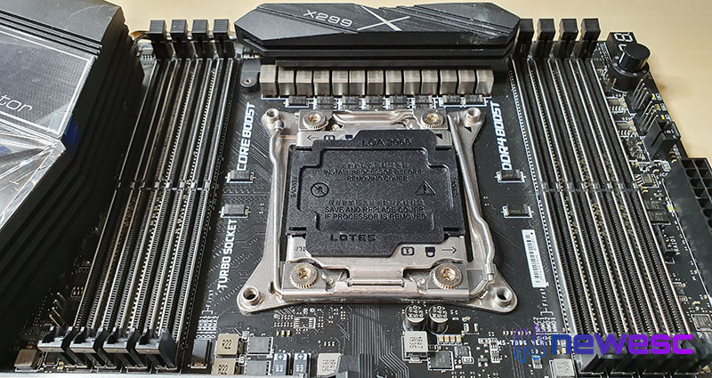 Review MSI X299 CREATOR 6