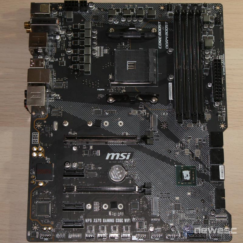 Review MSI X570 Gaming Edge 3