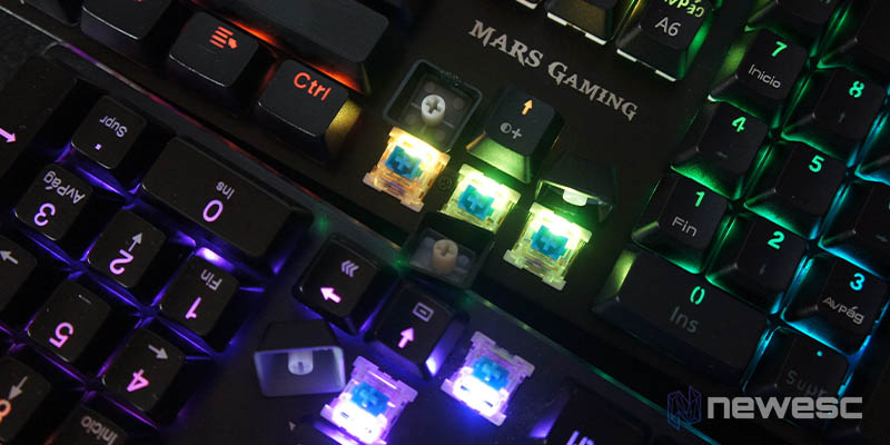Review Mars Gaming MK5 5