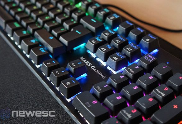 Review Mars Gaming MK5 Portada