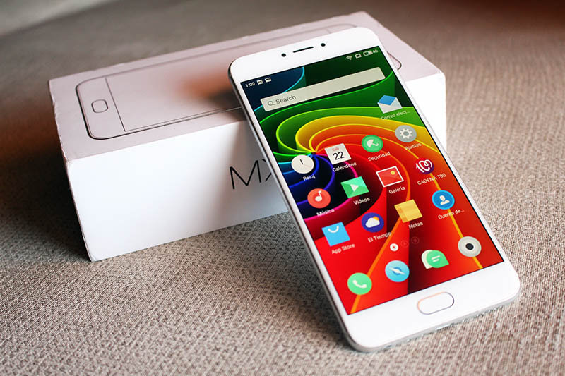 Review Meizu MX6 NewEsc con caja