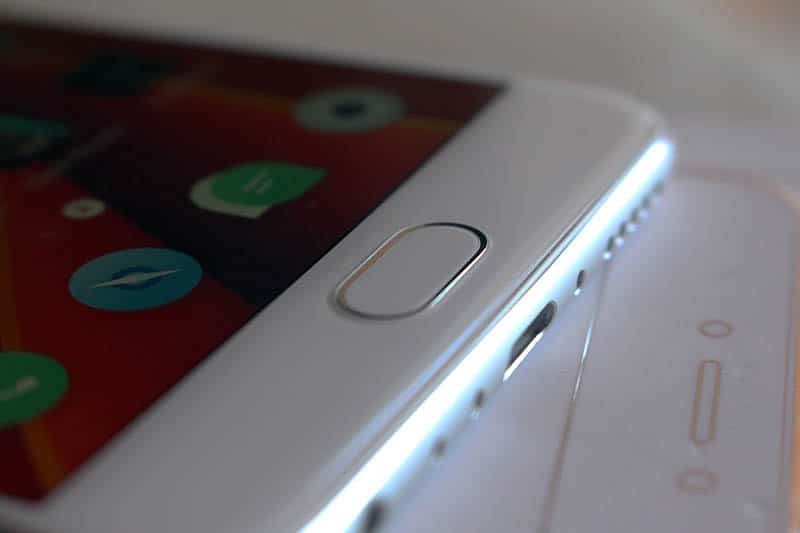 Review Meizu MX6 NewEsc sensor huellas