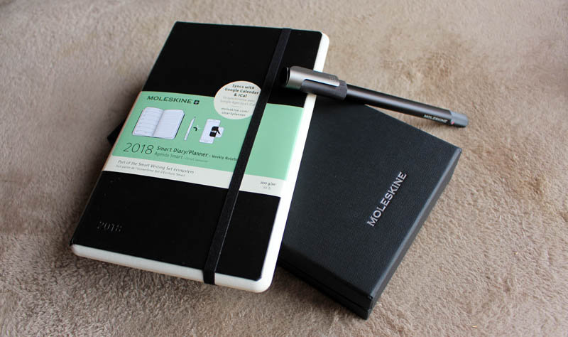 Review Moleskine Pen Ellipse NewEsc conjunto 2