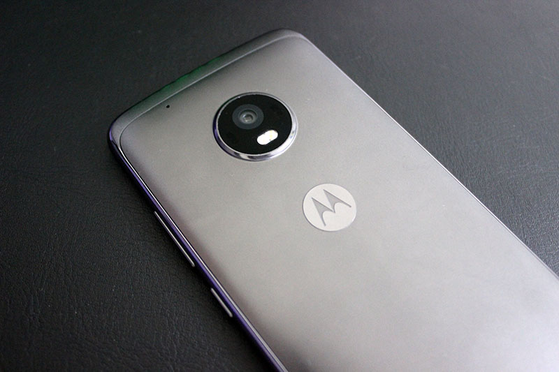 Review Moto G5 Plus Cámara trasera