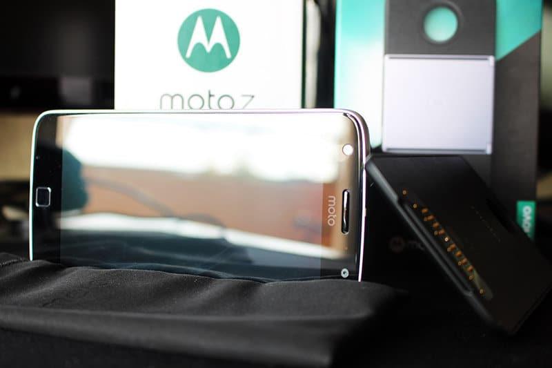 Review Moto Z Play NewEsc conjunto foto