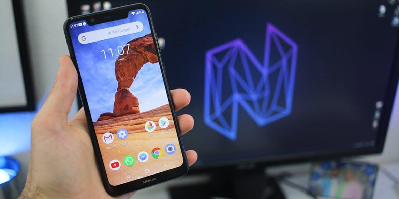Review Nokia 5-1 Plus