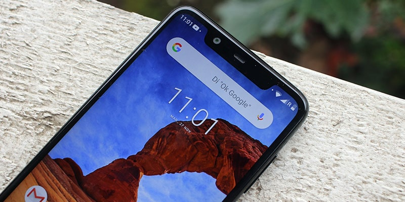 Review Nokia X5 notch
