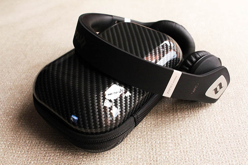 Review Noontec Zoro II Wireless NewEsc estuche
