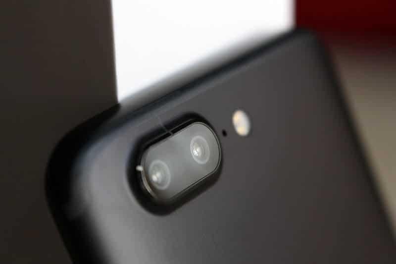 Review OnePlus 5T NewEsc cámaras traseras