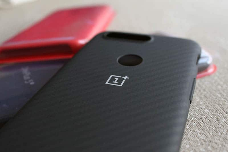 Review OnePlus 5T NewEsc fundas
