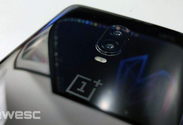 Review OnePlus 6T cámaras traseras