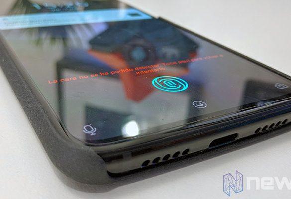 Review OnePlus 6T lector de huellas en pantalla