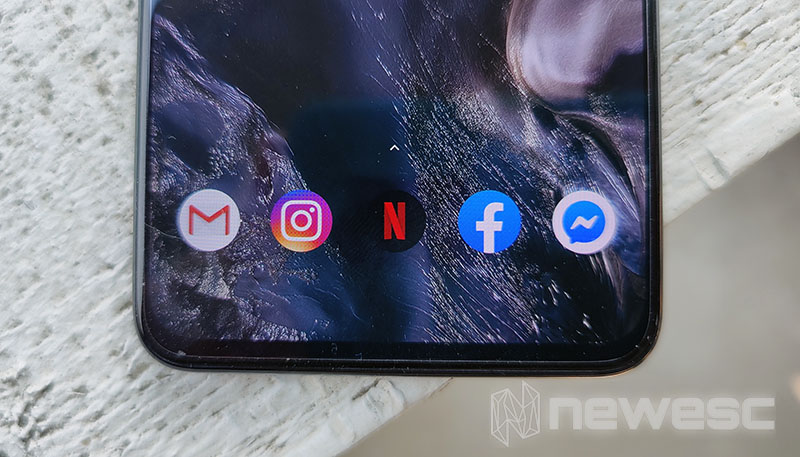 Review OnePlus Nord Apps 1