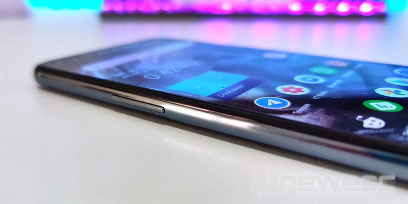 Review OnePlus Nord Botones a la izquierda