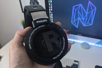 Review Philips SHP9500