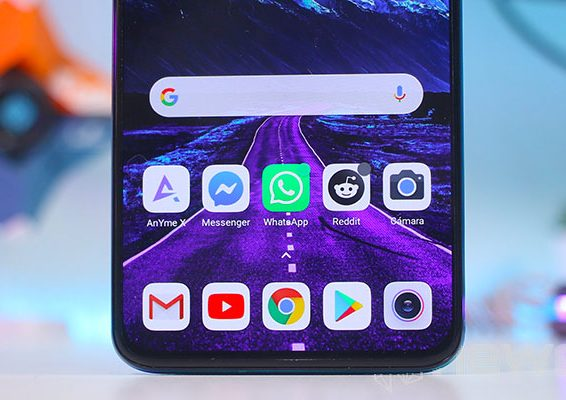 Review Poco F2 Pro Apps