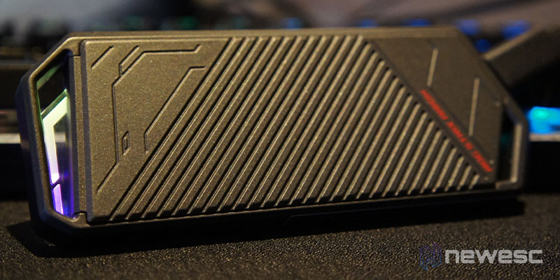 Review ROG Strix Arion 6